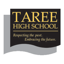 Taree High School logo
